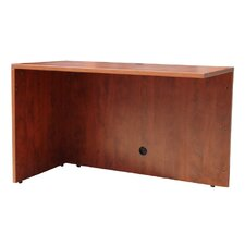 "<strong>Boss Office Products</strong> 48"" W Reversible Desk Return"