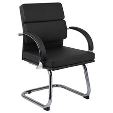 Guest Chair with Padded Arm Rests