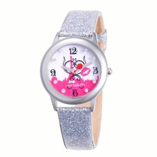 <strong>Red Balloon</strong> Girl's Paris L 'Amour Tween Glitz Watch