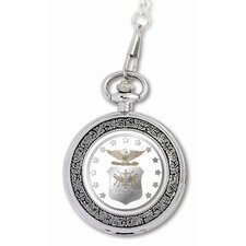 Men's Armed Forces Pocket Watch