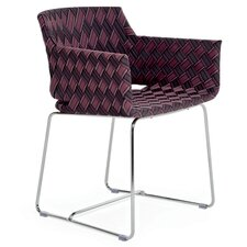 Kente Dining Chair with Arms