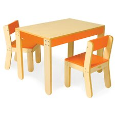 Little One's Table and Chair Set