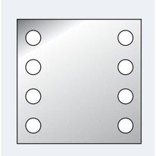 "60cm Beleuchteter Spiegel ""DotLight"""