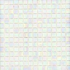 Elida Glass Mosaic in Pearl