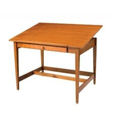 <strong>Alvin and Co.</strong> Vanguard Drawing Room Wood Drafting Table