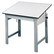 <strong>Alvin and Co.</strong> DesignMaster Melamine Compact Drafting Table
