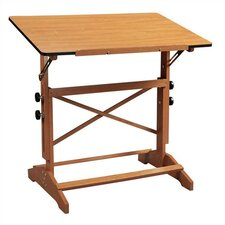 <strong>Alvin and Co.</strong> Pavilion Wood Drafting Table
