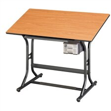 <strong>Alvin and Co.</strong> CraftMaster Wood Drafting Table