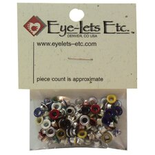 Eyelets Assortment (Set of 100)