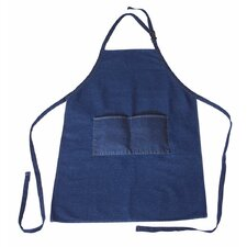 Extra Large Adult Apron Denim