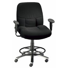 <strong>Alvin and Co.</strong> Olympian Drafting Office Chair