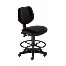 <strong>Alvin and Co.</strong> Backrest Comfort Classic Deluxe Task Chair
