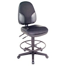 <strong>Alvin and Co.</strong> High Back Monarch Office Chair