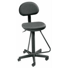 <strong>Alvin and Co.</strong> Backrest  Economy Office Chair