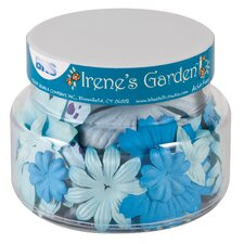 <strong>Alvin and Co.</strong> Irene's Garden O Blooms Flower Jar (Set of 60)