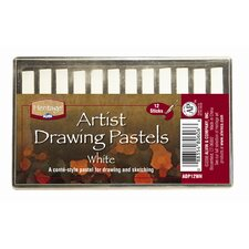 Drawing Pastels Set (Set of 12)