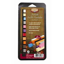 Portrait Soft Pastels Set (Set of 12)