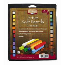 Artist Soft Pastels Set (Set of 48)