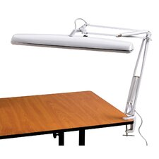 Tri-Fluorescent Task Table Lamp