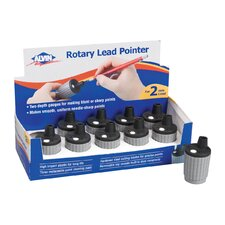 Rotary Lead Pointer Display