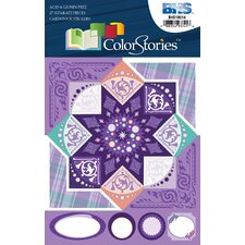 ColorStories Cardstock Stickers (Set of 27)
