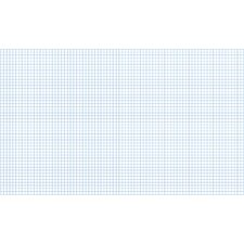 Quadrille Paper Grid Pad (Set of 100)