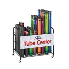 Empty Rack for Plastic Tubes