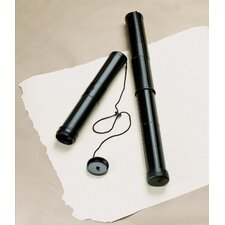 Mini Telescoping Plastic Carrying Tube