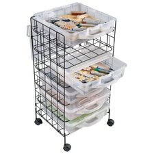 Rack and Go Mobile Cart