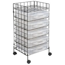 "Rack and Go 32"" Mobile Cart"