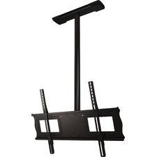 "<strong>Crimson AV</strong> Complete Ceiling Mount Installation Kit with 3' Fixed Drop for 37"" to 63"" Screens"