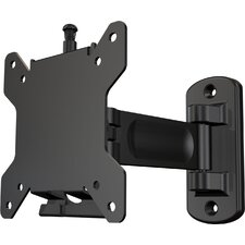 "<strong>Crimson AV</strong> Pivoting Arm Wall Mount for 10"" to 30"" Flat Panel Screens"