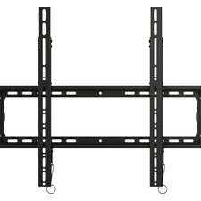 Universal Flat Wall Mount with Leveling Mechanism for Flat Panel Screen