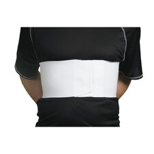 "<strong>ATSurgicalCompany</strong> 6"" Rib Belt in White"