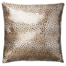 Leopard Square Cushion