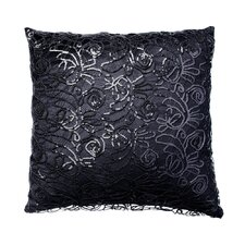 Web Sequin Cushion