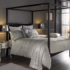 Leopard Silver Bedding Collection