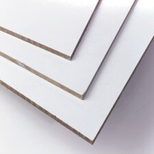 "Porcelain Steel Marker Boards (Foil Back - Unframed) 33.75"" x 48"""