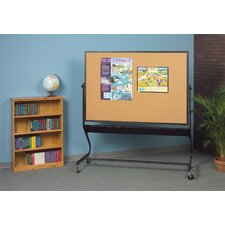 Euro Reversible Bulletin Board