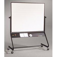 Euro Reversible Dura-Rite 4' H x 6' L Whiteboard