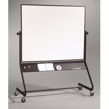 Euro Reversible Projection Plus 4' H x 6' L Whiteboard