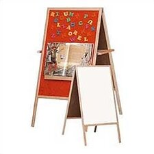 <strong>Best-Rite®</strong> Magnetic Flannel Easel
