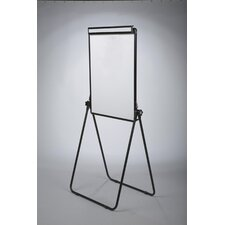 Quick Ship: Portable Folding Mega Dry-Erase Easel