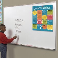 Magne-Rite Slim Trim Whiteboard