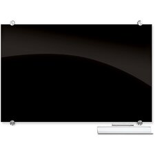 Visionary Magnetic Glass Dry Erase Board