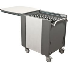 32-Compartment iTeach Tablet Charging Cart