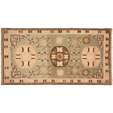 Semi Antique Khotan Rug