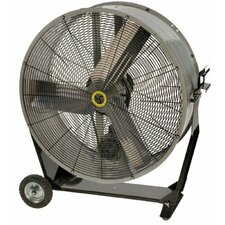 "36"" Belt Drive Floor Fan"