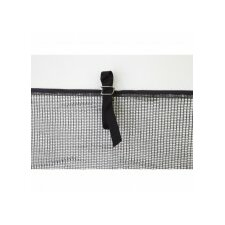 "55"" Round Trampoline Net with 2 Arches"