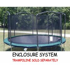 <strong>Jumpking</strong> Lifestyles Enclosure for 14' Trampoline